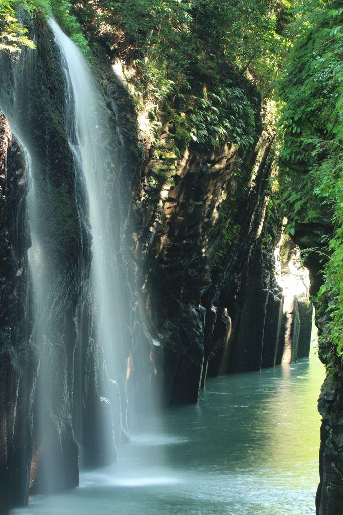 まずはこちらから「真名井の滝」