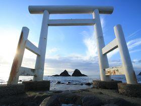 糸島にある3つの聖地!?福岡の人気スポット、糸島満喫コース|福岡県|トラベルjp<たびねす>