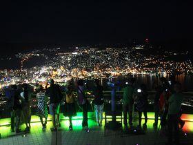 無料で夜景の名所 稲佐山山頂へ!昼も夜も長崎市の景色を満喫しよう|長崎県|トラベルjp<たびねす>