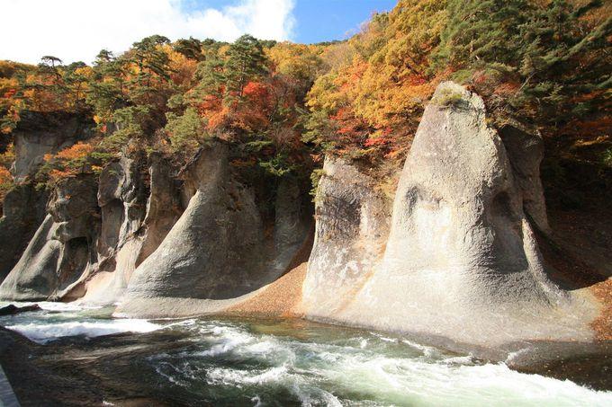 吹割の滝へのアクセス