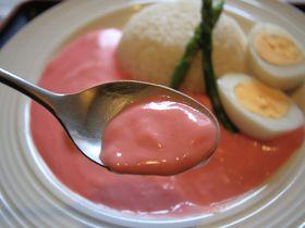 SNS映え間違いなし!鳥取「大榎庵」でピンクカレーを食べよう|鳥取県|トラベルjp<たびねす>