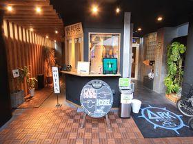 大阪「ARK HOSTEL&CAFE DINING」でリーズナブルな大阪観光を