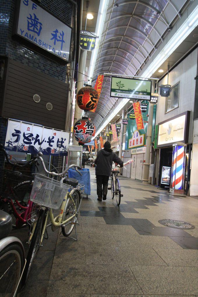 大阪はもちろん京都や神戸にもアクセス良し