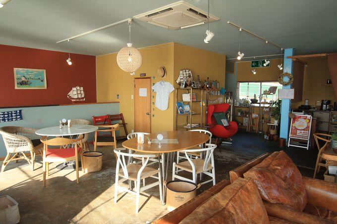 NEJIRO CAFEは三原と尾道の間に