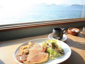 モーニングは瀬戸内海の景色付き!広島三原「NEJIRO CAFE」で贅沢朝食|広島県|トラベルjp<たびねす>