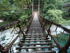 吊り橋効果は本当にあるのか?徳島で試すならここだ3選|徳島県|トラベルjp<たびねす>