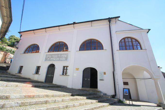 ユダヤ教の会堂シナゴーグ