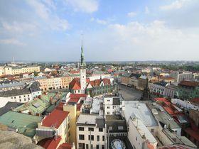 かつての要塞都市チェコ「オロモウツ」は世界遺産とチーズの町