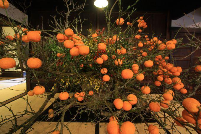 生け花のアートを堪能!華道展「うだつをいける」徳島脇町にて開催
