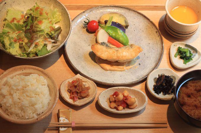 城下町で出会う熊本の味!「ピュアリィ」なら地産地消でお土産まで揃う
