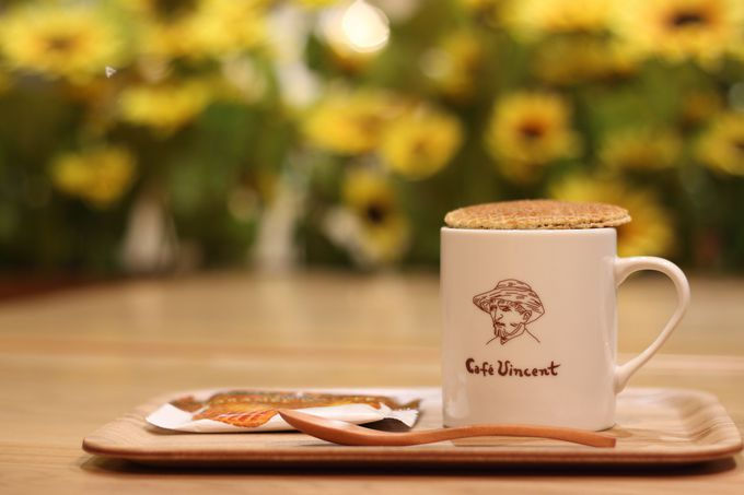 ゴッホの世界に浸れるカフェが徳島「大塚国際美術館」にオープン