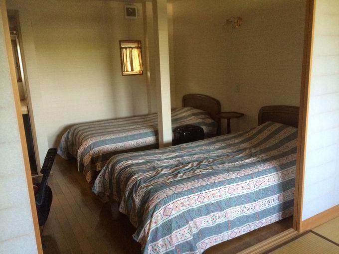 2名から18名まで選べるお部屋。設備も充実してます!
