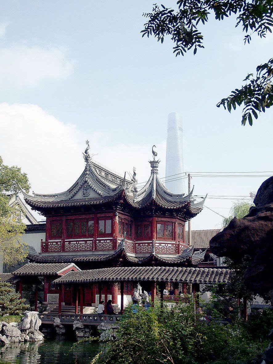 明時代の情緒を残す建物と庭が魅力「豫園(ユーユェン)」