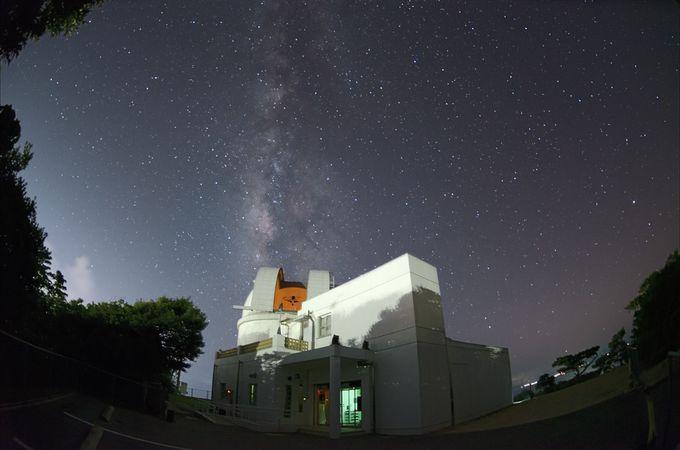 日本で一番多くの星座が観測できる場所、石垣島