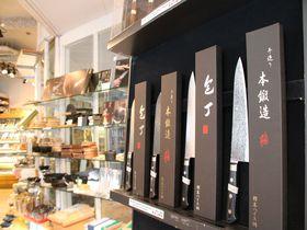 東京観光の新名所!?ホンモノが集まるかっぱ橋道具街