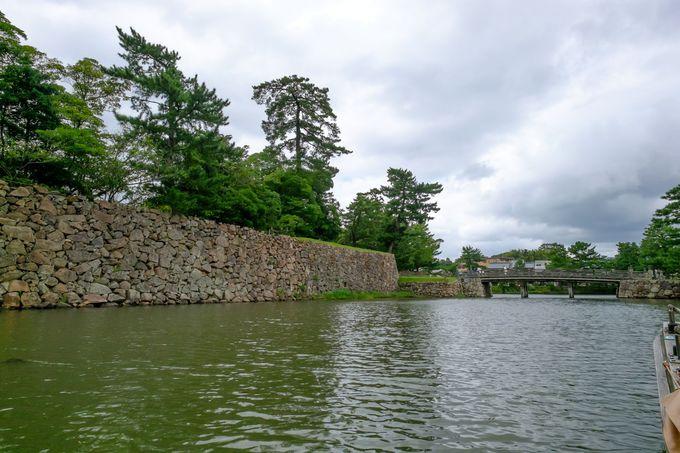 タモリも興奮した松江城のお堀めぐり