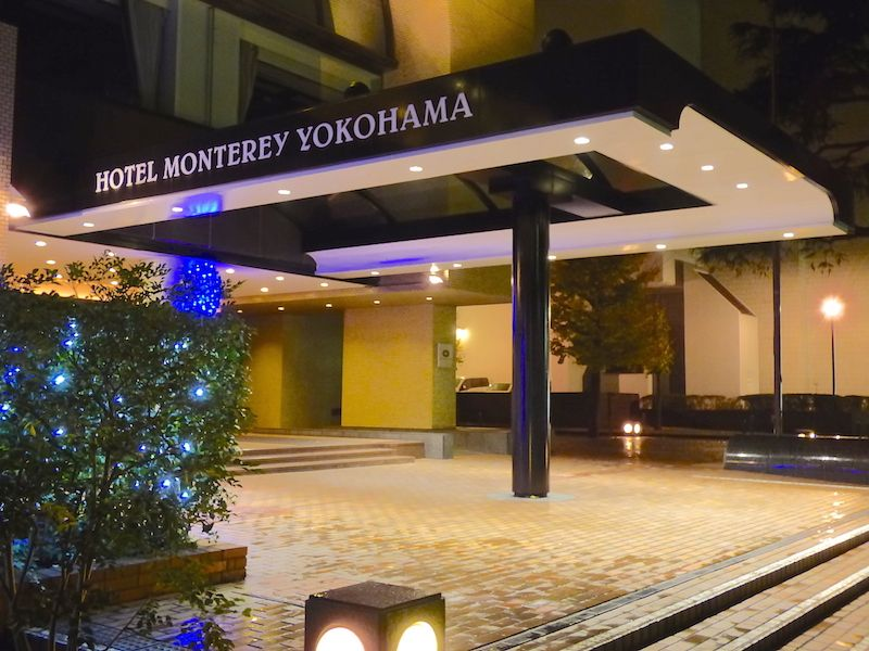 古き良き横浜を味わうには一番の立地