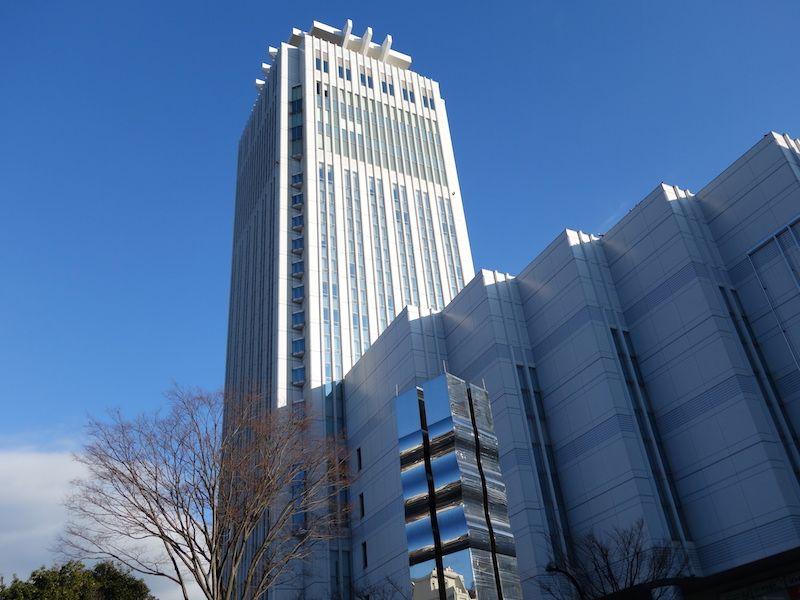 横須賀小旅行の宿泊先は「メルキュールホテル横須賀」で決まり