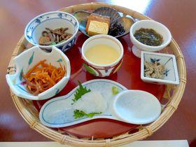 天皇陛下やウィリアム王子も宿泊!郡山市「四季彩一力」は朝食自慢のお宿|福島県|トラベルjp<たびねす>
