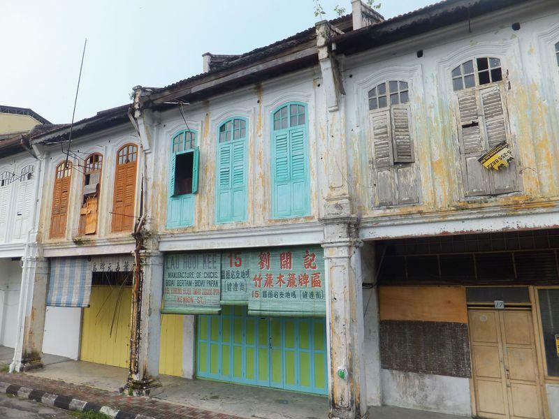 マレーシアの美しきレトロタウン!「イポー」は時が止まったような街