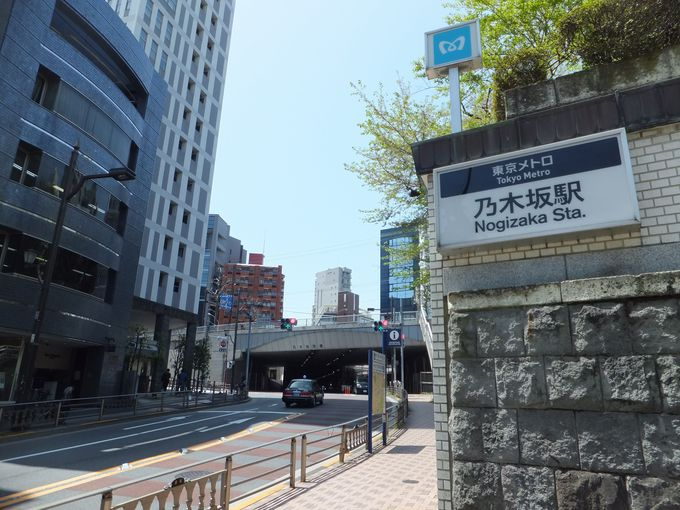 乃木坂46「君の名は希望」/乃木坂駅(千代田線)