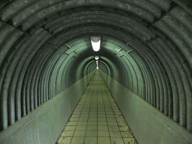 まるで異世界への入口!?秘かなる名ロケ地!横浜「大原隧道」のミステリアス空間へ