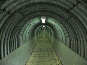 まるで異世界への入口!?秘かなる名ロケ地!横浜「大原隧道」のミステリアス空間へ|神奈川県|トラベルjp<たびねす>