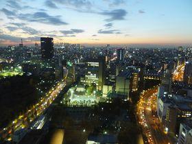 無料で東京を一望!「文京シビックセンター」は富士山×新宿副都心が美しい|東京都|トラベルjp<たびねす>