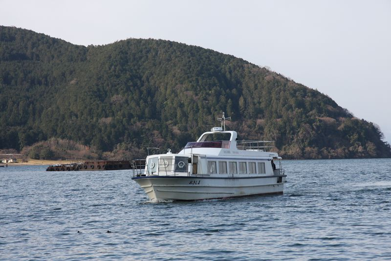 国内では唯一! 世界でも珍しい淡水湖に人が住む沖島へ