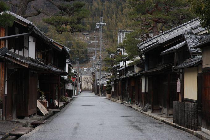 近江商人発祥の地