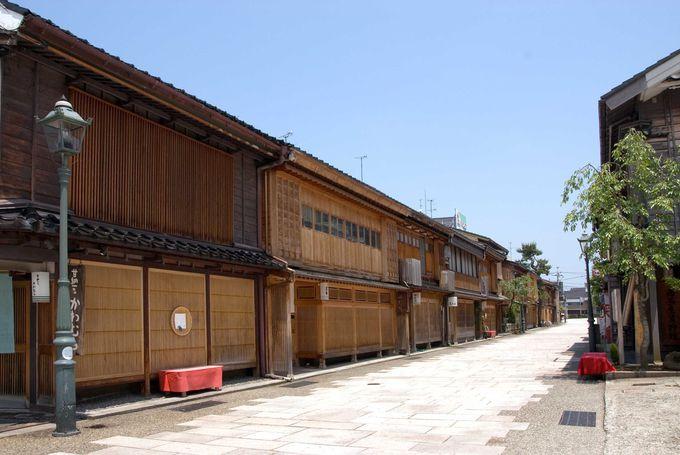 6.にし茶屋街