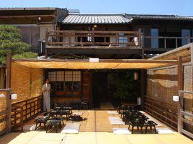 京都・鴨川で安い川床ランチを食べるなら上木屋町エリアをめざせ!|京都府|トラベルjp<たびねす>