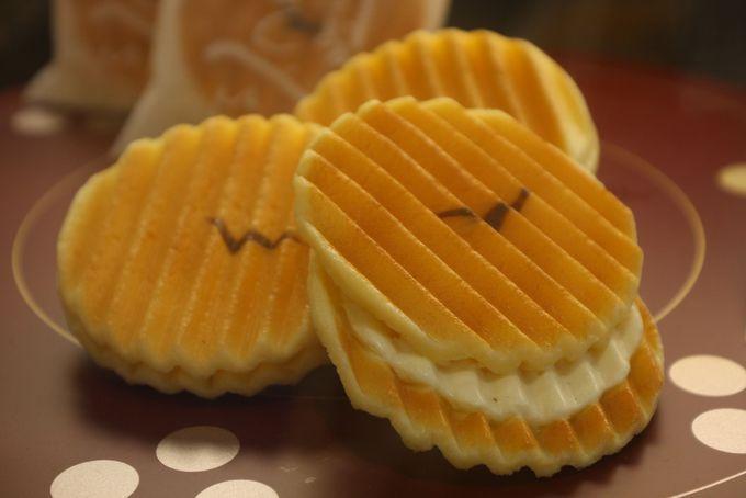 せんべい?クッキー?不思議な食感の千寿せんべい