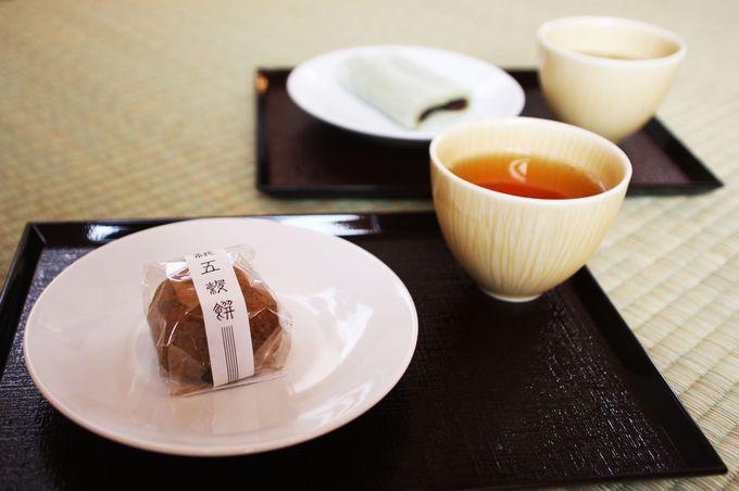 伊勢神宮参拝時の王道・赤福以外にもおいしいお餅あります!
