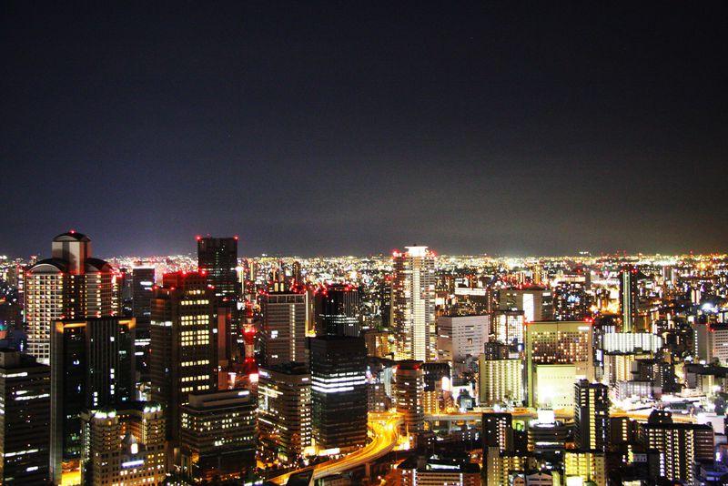 地上173mの空中散歩!大阪 空中庭園展望台でロマンチック夜景デートを楽しむヒント