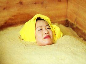これであなたも秋田美人!日本最大級のひのき酵素風呂でつるつや肌ゲット!