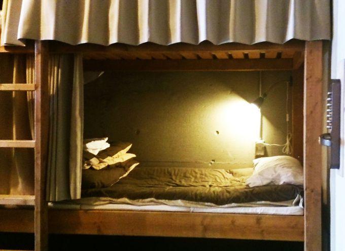 プライベート感満載のこだわりの二段ベッド