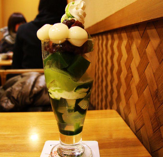 有名だけどやっぱり外せない京都抹茶パフェの名店「茶房こいし」