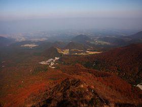 1729mの空中散歩&紅葉狩り!中国地方最高峰「伯耆大山」登山