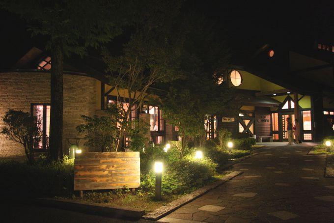 森の奥深くにある宿泊できるレストラン「オーベルジュゆらぎ」