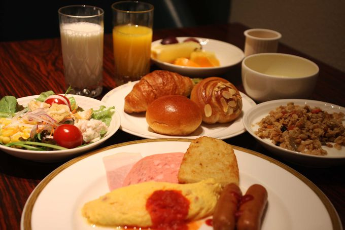 「ホテルグランヴィア大阪」の朝ごはんはキレイになれるメニュー!