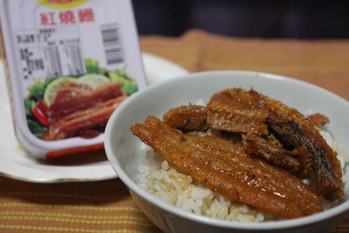 新東陽 紅焼鰻は酒のあてや炒め物に