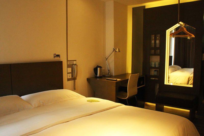 台湾で人気のスタイリッシュで格安なホテル「ジャストスリープ」!あの5つ星ホテルがプロデュース!
