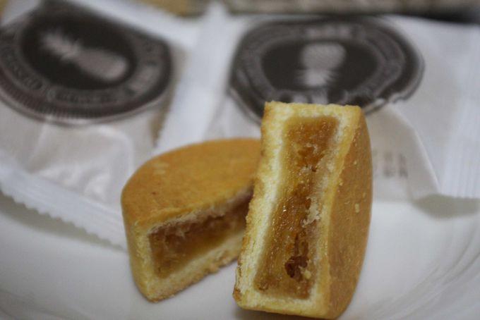 世界一のパン屋がつくるパイナップルケーキ