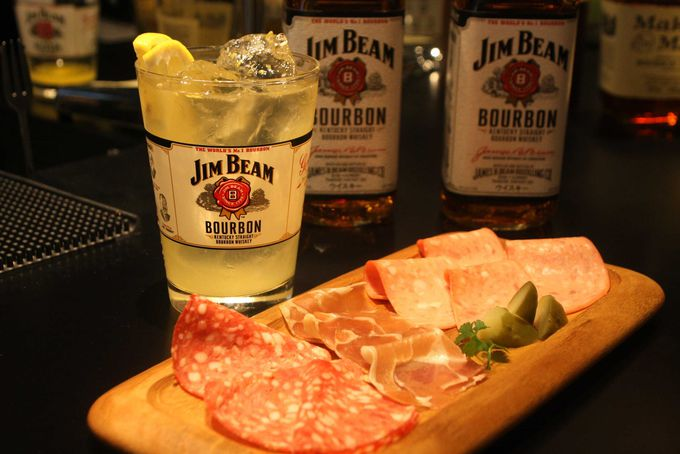No1バーボンJIM BEAM日本初の常設店「JIM BEAM BAR」