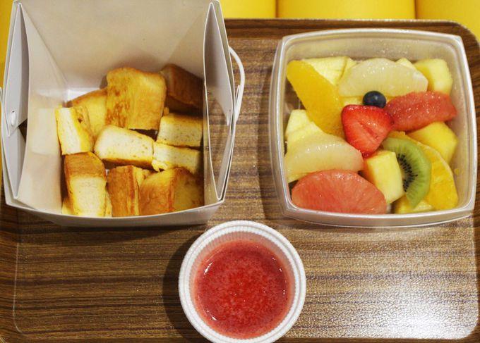 果物屋さんが作る新感覚フレンチトーストボックス「山口果物」