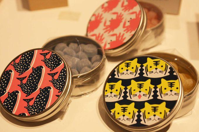 大阪限定パッケージもかわいい「ヒトツブカンロ」