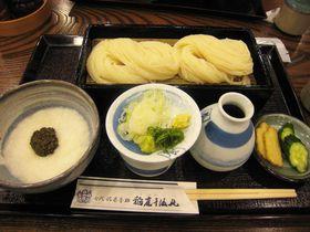 本場秋田で食べる稲庭うどんは一味違う!佐藤養助本店は工場見学&限定販売のうどんもあり!