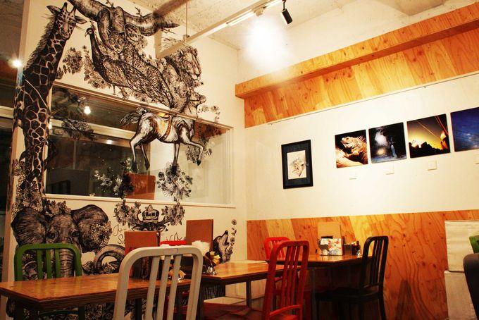ドキドキ、わくわく、おいしいがあふれるハッピーカフェ