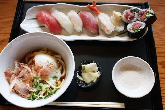 平日10食限定の豪華寿司ランチ!